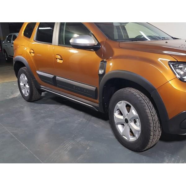 Dacia Duster Çamurluk Ve Kapı Dodik 12 Prç.ABS Set (2018-)