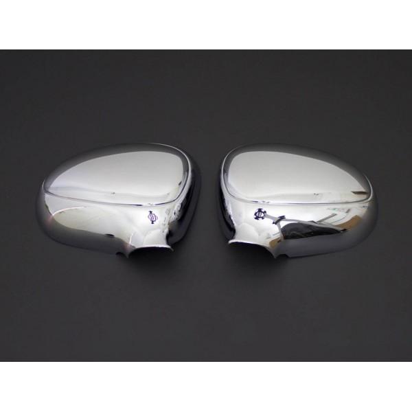 Daewoo Matız Ayna Kapağı 2 Prç. Abs Krom (2006-2008)