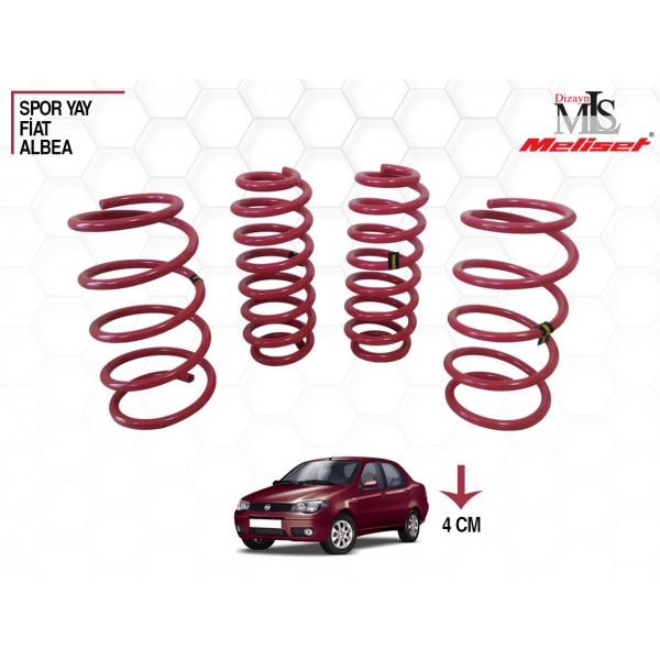 Fiat Albea Spor Yay Helezon 40mm İndirme
