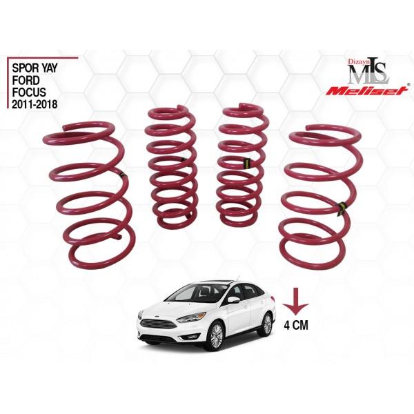 Ford Focus 3 Spor Yay Helezon 40mm İndirme 2011-2018 Arası uyumlu
