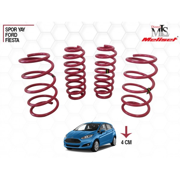 Ford Fiesta Spor Yay Helezon 40mm İndirme