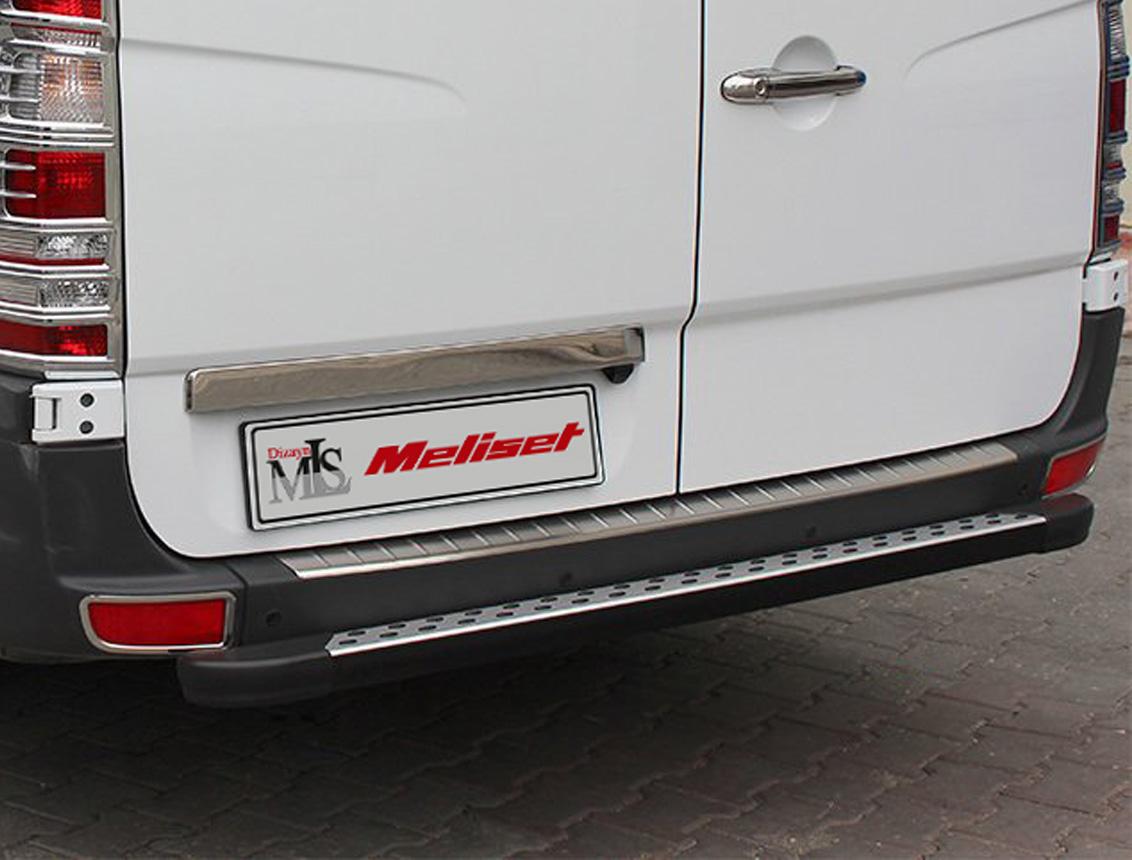 Mercedes Sprinter W907 Dot Line Arka Basamak 2018 ve Sonrası