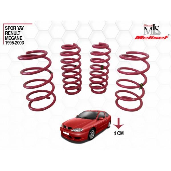 Renault Megane 1 Spor Yay Helezon 40mm İndirme