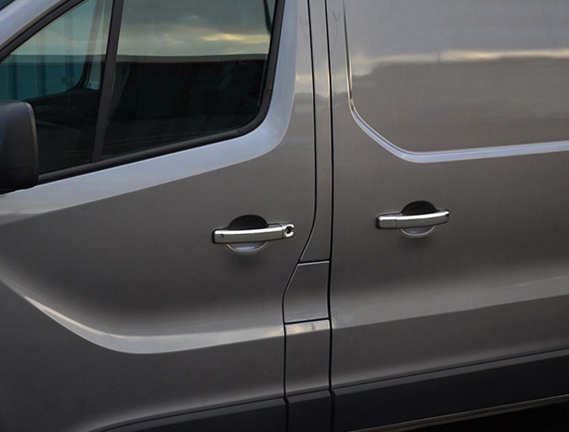 Renault Trafic 3 Krom Kapı Kolu 5 Kapı 1 Delik 2014 ve Sonrası