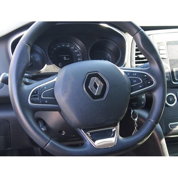 Renault Megane 4 Direksiyon Kromu P.Çelik 2016 ve Sonrası