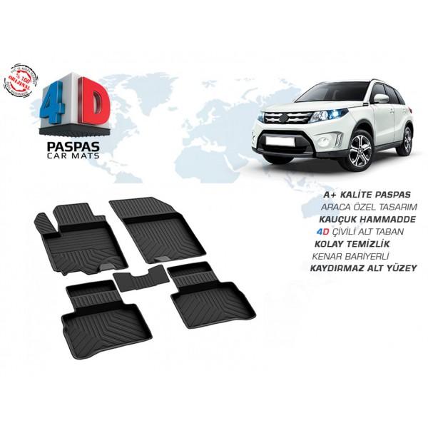 Suzuki Grand Vitara 4D Paspas Siyah (2015-)