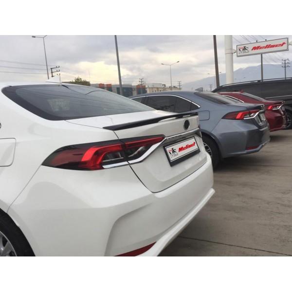 Toyota Corolla Sport Anatomik Spoiler 2019 Ve Sonrasına Uyumlu