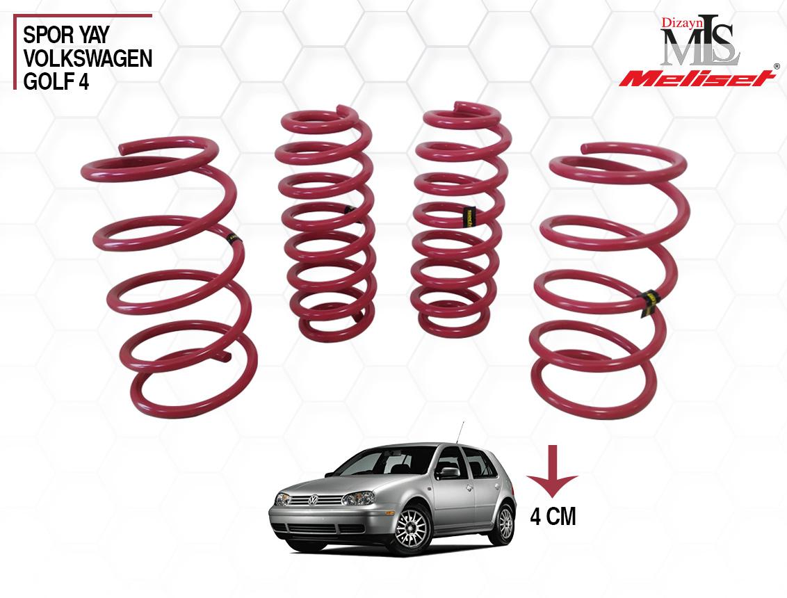 Volkswagen Golf 4 Spor Yay Helezon 40mm İndirme