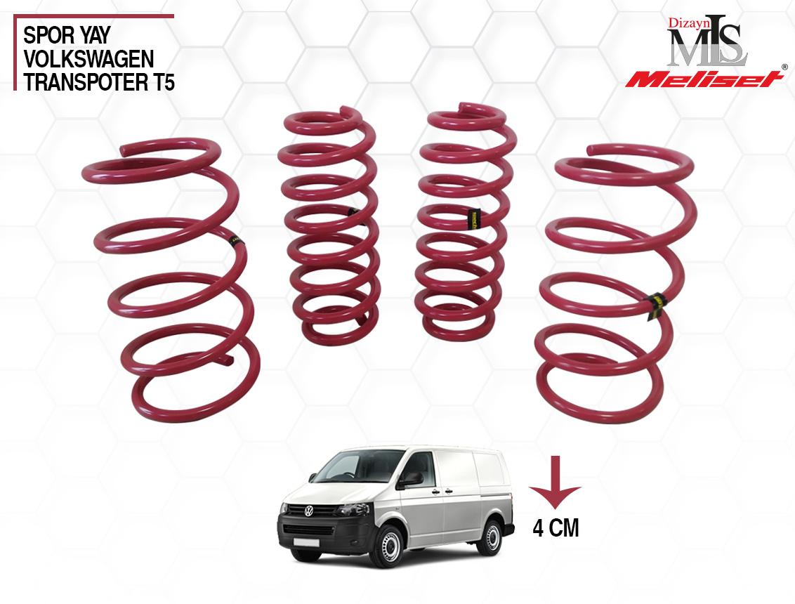 Volkswagen Transporter T5 Spor Yay Helezon 40mm İndirme