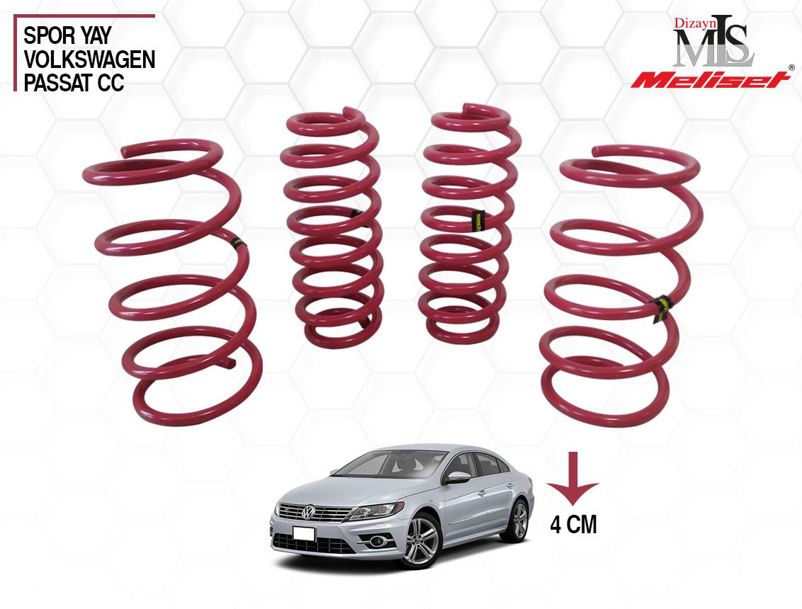 Volkswagen Passat CC Spor Yay Helezon 40mm İndirme