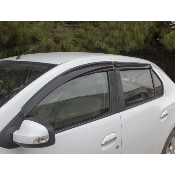 Hyundai İx35 SunPlex Cam Rüzgarlığı Mugen 4 parça 2010 ve Sonrası