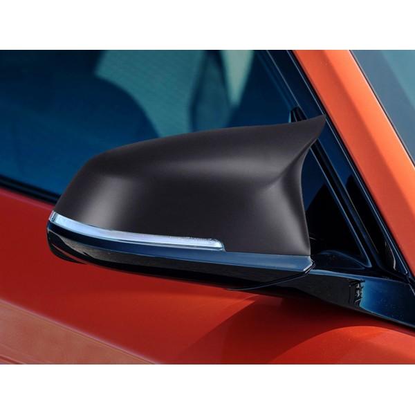 BMW F20 1 Serisi M1 Ayna Kapağı Mat Siyah