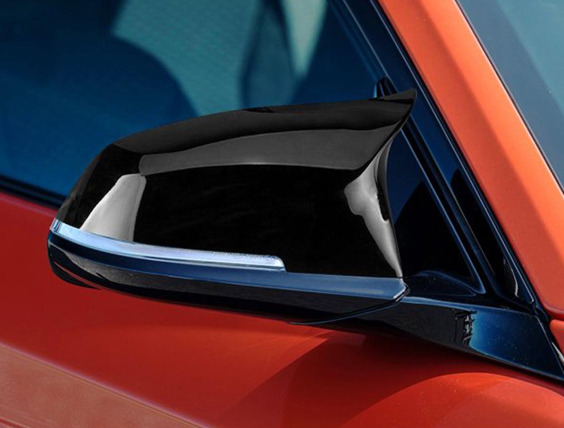 BMW F22 2 Serisi M2 Ayna Kapağı Piano Black