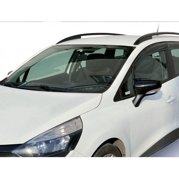 Renault Clio 4 Yarasa Ayna Kapağı Piano Black