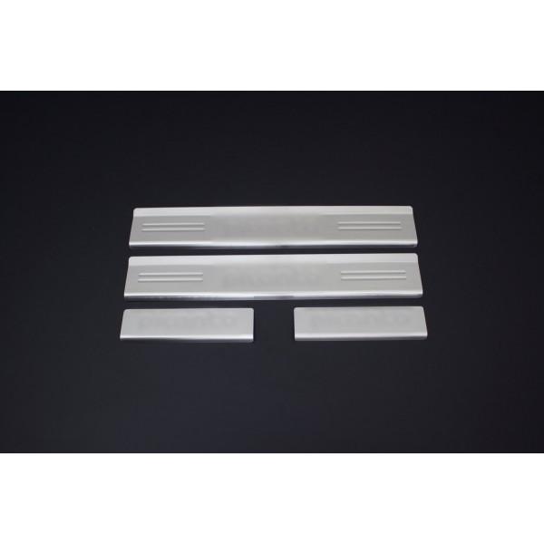 Kia Picanto Kapı Eşiği 4 Prç. P.Çelik 2004-2010