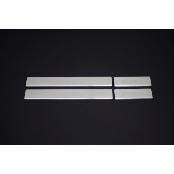Kia Picanto Kapı Eşiği 4 Prç.P.Çelik 2011 ve Sonrası